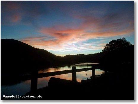2017-10-22 Sonnenuntergang Pomarao 2