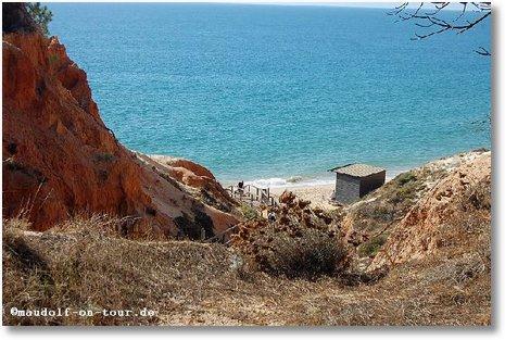 2017-11-16 Praia da Falesia 1