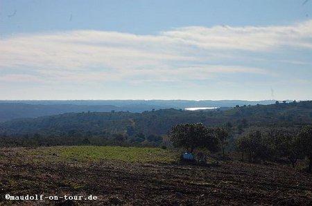 2018-01-18 Sicht auf Fluss Guadiana 1