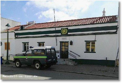 2018-01-22 Castro Marim GNR Station
