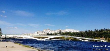 2018-10-27 Fußgängerbrücke Coimbra