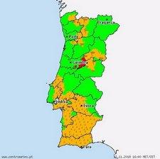 2018-11-17 Portugalwetter