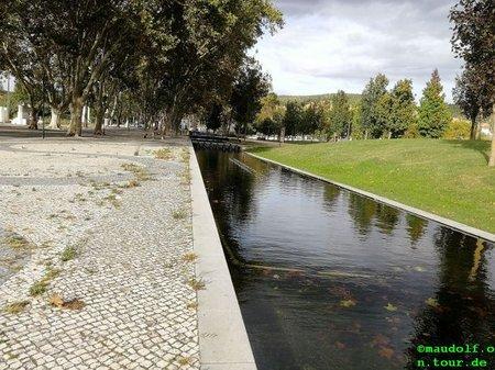 2081-10-29 Vila Nova da Barquinha Bachlauf 1