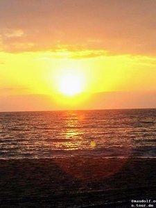 2018-12-11 Falesia Sonnenunter 1