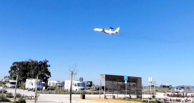 2019-01-14 Flugzeug Radar
