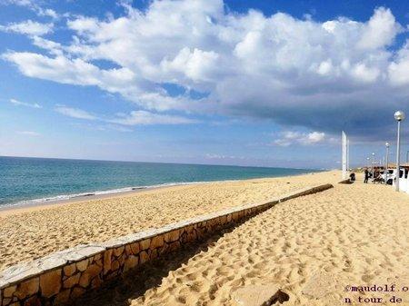 2019-01-17 Praia de Faro Strand 2