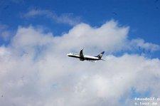 2019-01-19 Flugzeug
