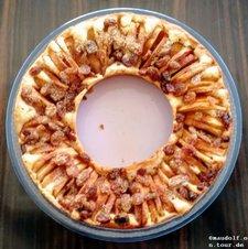2019-02-07 Apfelkuchen gebacken