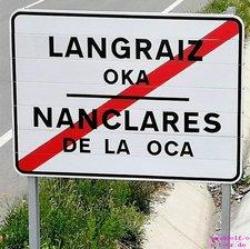 2019-05-07 Langraiz Etorbidea Ortsschild