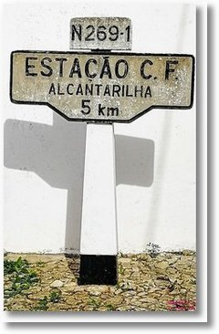 2020-01-29 Ortsschild Alcantarilha