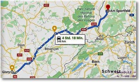 2020-03-02 Route von Givry nach Emmendingen